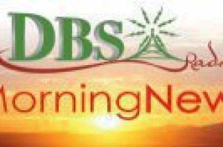 DBS MORNING NEWS AND SPORTS FOR FRIDAY OCTOBER 15TH 2021