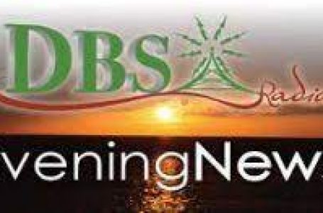 DBS EVENING NEWS AND SPORTS FOR THURSDAY OCTOBER 14TH 2021