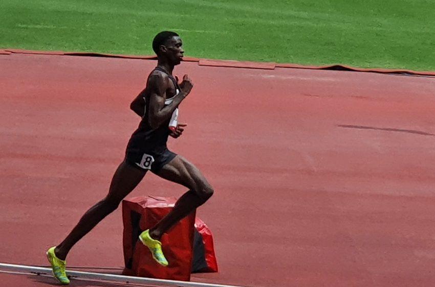 Tough Break for Dominican Athlete Dennick Luke at Tokyo Olympics