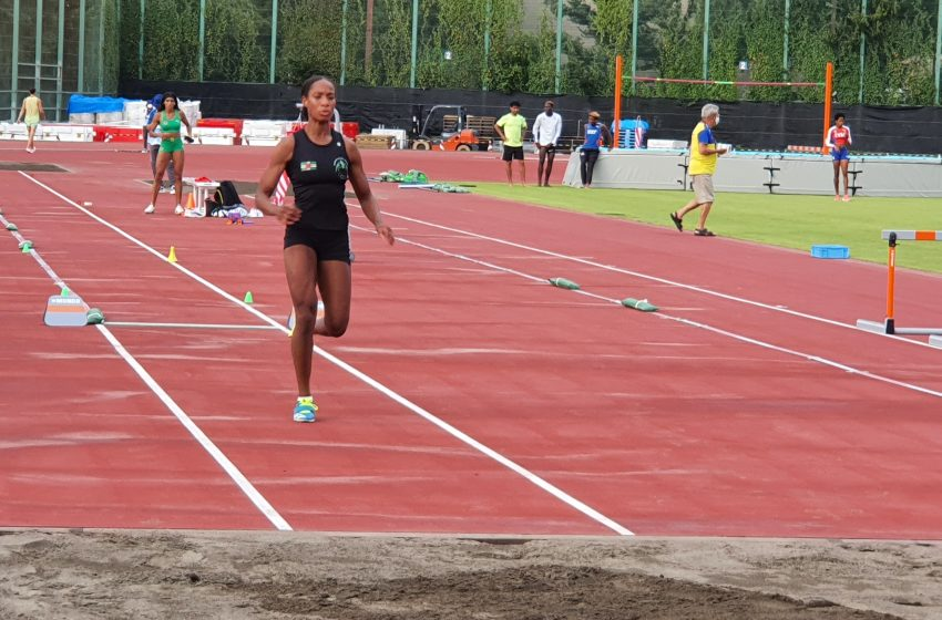 Dominican Triple Jumper Thea Lafond says she is in the best form of her life ahead of Olympic showing…